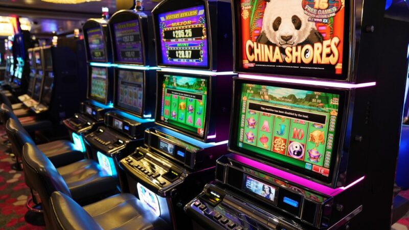Are You A Slot Machines Warrior?