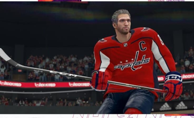 NHL 21: NHL 21 Season Simulation