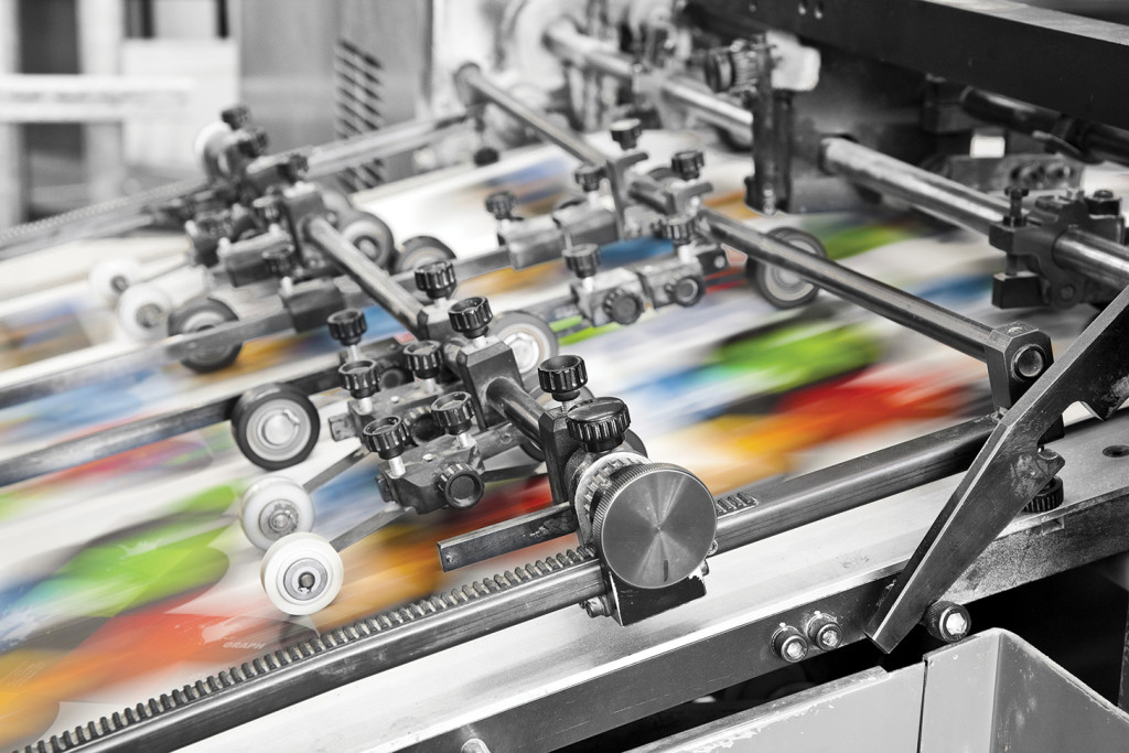 Industrial Printing Functions Just Beneath These Situations