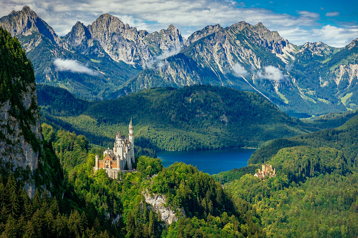 Does Neuschwanstein Castle Normally Make You're Feeling Foolish?