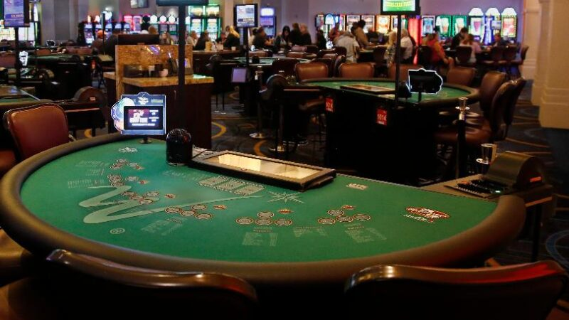 One Of The Most Popular Casino Poker