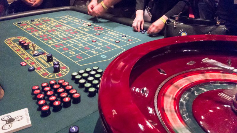 Casino Establish Problem