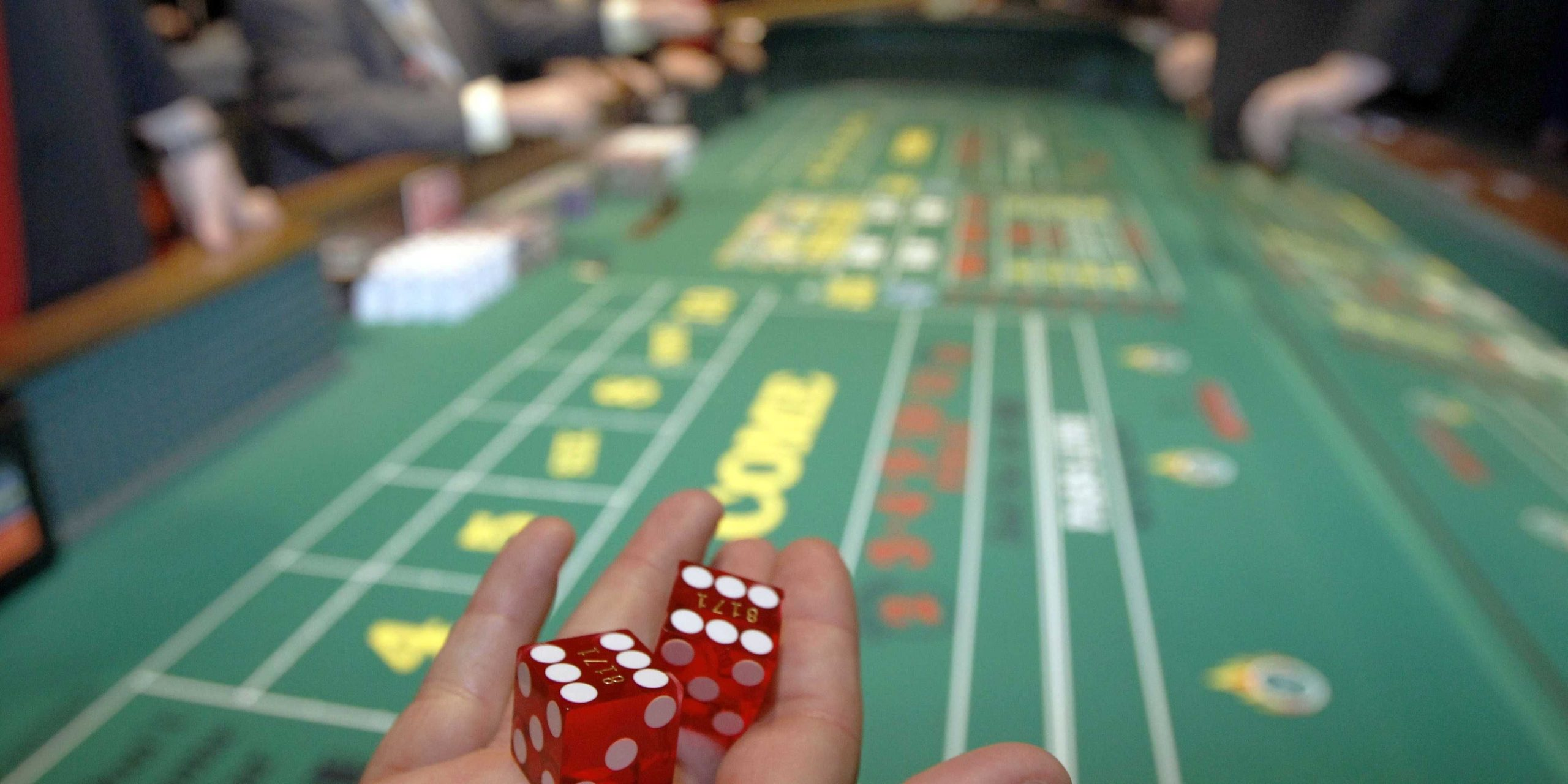 A Dangerous Error Uncovered On Gambling