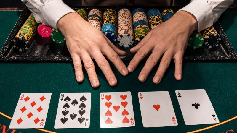 The Anthony Robins Information To Online Gambling