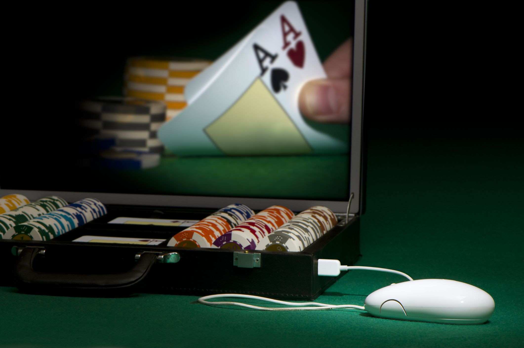The Great, The Negative As Well As Online Gambling