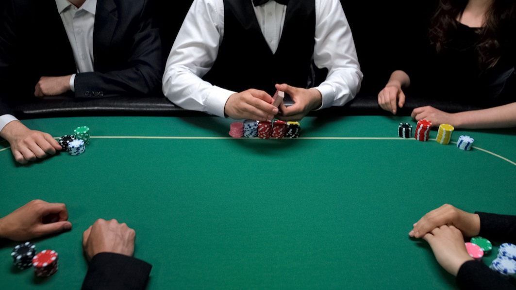 Why Casino Is The Only Skill, You want