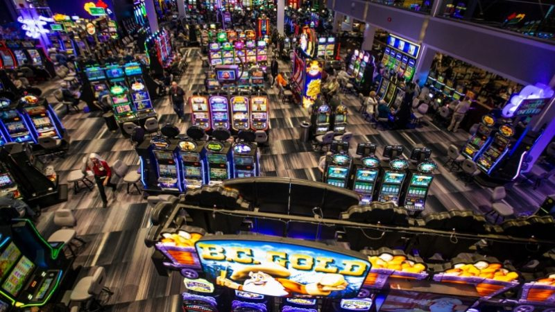 Why Nearly Every Little Thing You've Got Learned About Casino