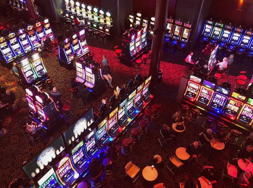 Why The Whole Lot You Know About Online Casino Is A Lie