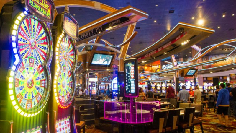 Believing Any Of those Myths About Online Casino Keeps You From Rising