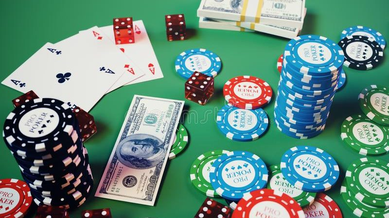The 5-Second Trick For Gambling